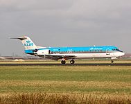 ams/low/PH-KLI - Fokker 100 KLM - AMS 10-03-07.jpg