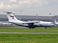 vko/low/RA-78750 IL76 Russian Air Force - VKO 05-06-2016.jpg